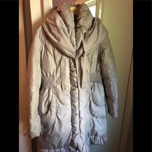 Winter coat tahari